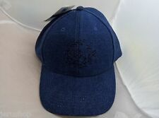 1 New Olympic Games Athens 2004 Blue Denim Jeans Cap Hat Official Licensed w/tag