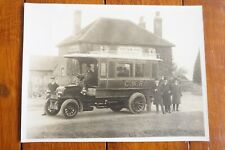 More details for gwr railway bus vehicle photo photograph milnes daimler at beaconsfield