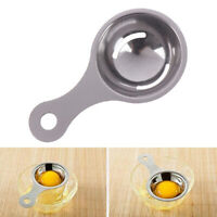 Kitchen Tools Stainless Steel Egg Separator Tool Spoon Egg Yolk White SeparaATA