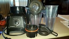 VITAMIX S30  S-Series Personal Blender #001922 Used w/Cookbook & Owner's Manual