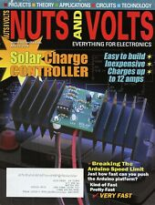 Nuts and Volts Magazine March 2014 Solar Charge Controller Charges up to 12 amps