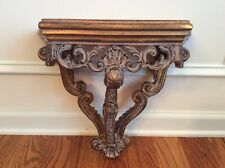 Ornate Decorative Hanging Shelf Composite