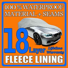 18-LAYER CAR COVER - Protect Your Car from High Exposure Area of Sun &/or Snow L