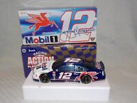 Jeremy Mayfield #12 Mobil 1 1998 Ford Taurus 1:24 Scale Stock Car Bank Action