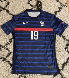 France Karim Benzema Player Jersey Euro 2020 VAPORKNIT Size Large