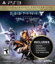 Destiny: The Taken King - Legendary Edition [PlayStation 3 PS3, Bungee, FPS] NEW
