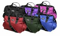 Showman Large Nylon Grooming Tote w/ Removable Shoulder Strap