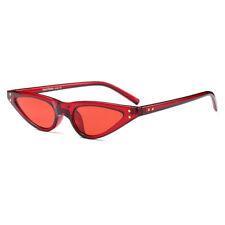 2018 Small Cat Eye Sunglasses Outdoor Women Fashion Shades Eyeglasses Eyewear CN