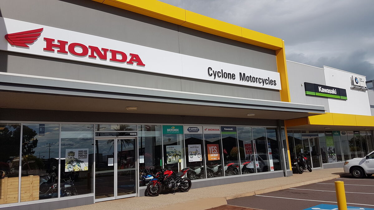 Cyclone Motorcycles Darwin
