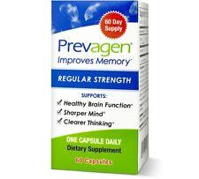Prevagen Regular Strength 10mg 60 Capsules Improvs Memory FREE SHIP!!