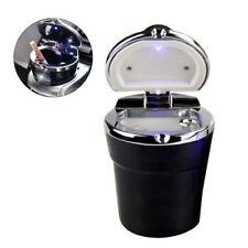 KFZ Auto Cendrier pour les porte-gobelets de voiture universel avec LED Lampe
