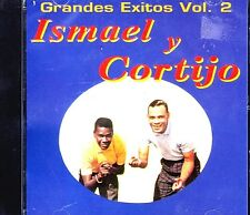 ISMAEL RIVERA Y CORTIJO - GRANDES EXITOS VOL.2 - CD