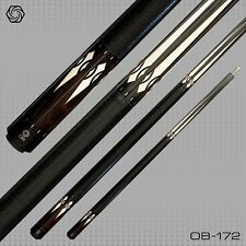 "New OB-172 Cue - Lions Claw Cue - 29"" OB-1+ 12.75mm Shaft  - Free US Shipping"