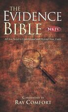 THE EVIDENCE BIBLE, NKJV - COMFORT, RAY (CON) - NEW HARDCOVER BOOK
