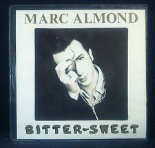 """7"""" Mark Almond-Bitter Sweet/King of the Fools, clear vinile, NM"""
