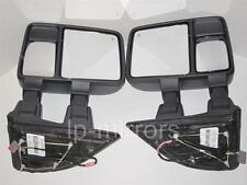 08 09 10 FORD SUPER DUTY TOWING DRIVER & PASSENGER SIGNAL MIRROR LEFT RIGHT SET