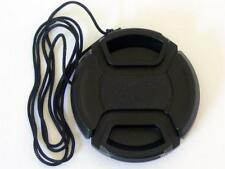 46MM CENTRE PINCH AND GRIP LENS CAP COVER FITS CANON SONY NIKON OLYMPUS FUJI