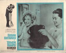 "Susan Hayward Stolen Hours Original 11x14"" Lobby Card #M8363"