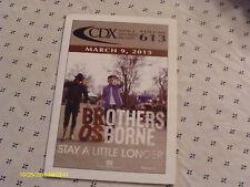 Carrie Underwood Jana Kramer Trisha Yearwood Brothers Osborne 2015 DJ CD