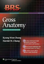 Board Review: Gross Anatomy by Harold M. Chung and Kyung Won Chung (2012, Paperb