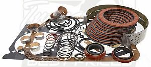 Fits Dodge A727 Transmission Rebuild Kit High Performance Red Eagle Deluxe 71-On