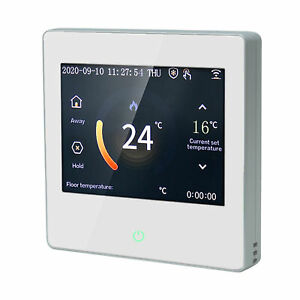 Smart Thermostat LCD -screen Weekly Programmable Thermostat with WIFI J2K0