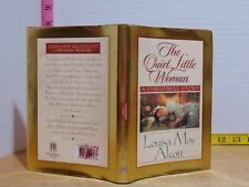 The Quiet Little Woman: A Christmas Story by Louisa May Alcott (1999 Hc) 3rd Pr