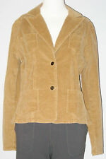 GUESS JEANS Size L Brown Corduroy Blazer (Made in Hong Kong)