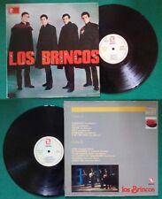 LP 33 GiriLos Brincos Los Brincos 30101112 SPAIN POP ROCK 1985 no cd mc dvd vhs