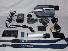 Sony DCR-TRV350 Digital8 Digital 8 HI8 8mm Camcorder VCR Player Video Transfer