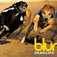 BLUR - Parklife CD *NEW* Inc. Girls And Boys & To The End