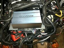 Harley KAC-M1824BT amp mount and wireing kit. 06-13 batwing aftermarket radio