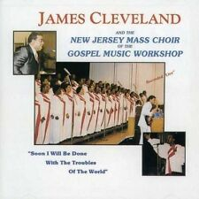 James Cleveland- Soon I will Be done - New Factory Sealed CD