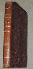 ENEA SILVIO PICCOLOMINI - Storia du due amanti - Capolago 1832  Erotisme  rare