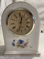 "Seth Thomas Mantle Clock 281 ""Coventry"" Case Made in England Read Description"