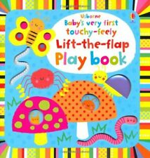 Baby's Very First Touchy-feely Lift-the-flap Playbook,Fiona Watt,Stella Baggott