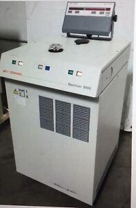 Boc Edwards Spectron 5000 Helium Leak Detector Vacuum Pump 18 1.5