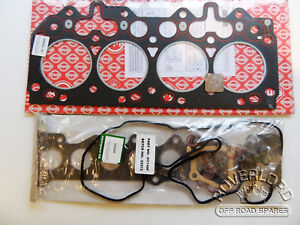 VRS & ELRING HEAD GASKET KIT FOR LAND ROVER 300Tdi DEFENDER & DISCOVERY 300TDi