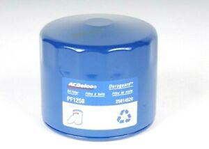 Engine Oil Filter-Duraguard ACDelco PF1250CF Made in USA