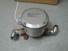 Flow Switch, CCS, 6255F52S,Proof 300 PSIG,INCR Flow:8.25 GPM, DECR Flow:6.75 GPM