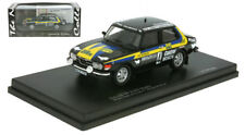 Trofeu Saab 99 EMS Rally Winner Sweden Rally 1977 - Stig Blomqvist 1/43 Scale