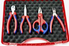 KNIPEX ® Elektrik Elektronik Zangensatz VDE Zangen im Koffer 4-tlg. NEU