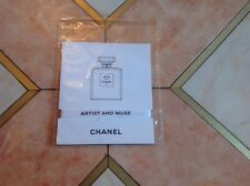 Chanel No 5 l'eau Paris Ruban artiste et muse Parfumez moi parfum