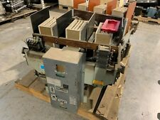 Used Allis-Chalmers 4000Amp 600Volt Air Circuit Breaker La-4000