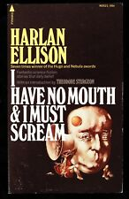 I HAVE NO MOUTH AND I MUST SCREAM  Harlan Ellison 1974 NM Unread