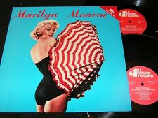 Marilyn MONROE Same/Danish Nude Cover DLP 1985 Allround trading DLP 2-793