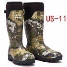 "Explorer Desolve Veil Camo Men's Waterproof Hunting Boots 16"" Rubber Boots 400 g"