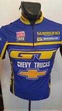 Adult Cycling Jersey  De Marchi Small? Chevy TruckS advertising