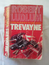 Trevayne  - Robert Ludlum 1990 - paperback
