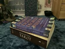 tarot cards Rider Waite Smith Collection And 2 Books